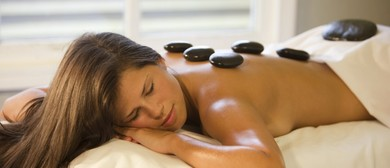 Hot & Cold Stone Massage - 4 Day Workshop