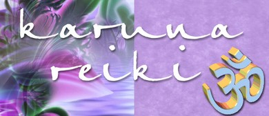 Karuna Reiki® Practitioner Training Level 1 & 2