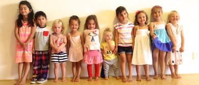 Saturday Baby Ballet That Rocks - 3-5yrs