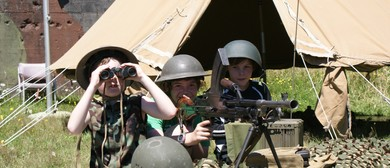 Wrights Hill Fortress Open Days on Anzac Weekend