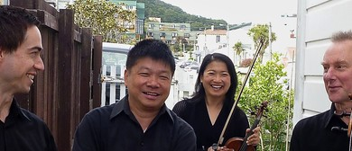 Aroha Quartet plays Haydn, Lilburn & Beethoven