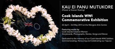 Cook Islands WWI Commemorative Exhibition