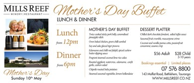 Mothers Day - Lunch or Dinner Buffet Special