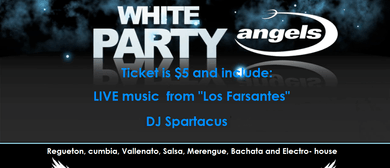 White Angels Latin Party Night