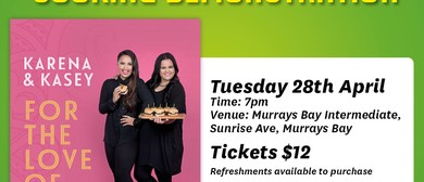 An Evening with Kasey and Karena - Masterchef Winners 2014
