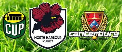 QBE Harbour v Canterbury