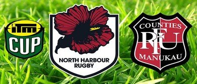 QBE Harbour v Counties Manukau