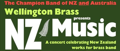 Wellington Brass Music Concert