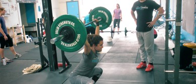 Sparta Olympic Lifting Course