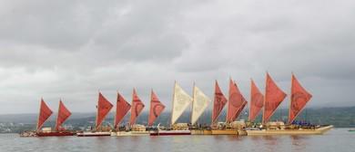 Movie Premiere - Te Mana o te Moana - The Pacific Voyagers