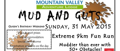 Mud and Guts Challenge Event