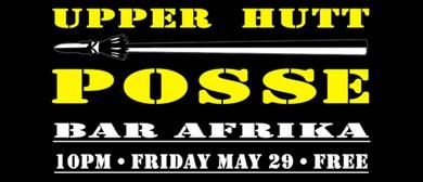 Upper Hutt Posse - Rap vs Reggae Soundclash
