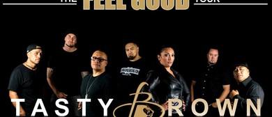 TastyBrown Feel Good Tour