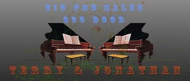 Terry & Jonathan Crayford - Duel Pianos