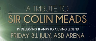 A Tribute to Sir Colin Meads