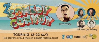 2° Comedy Convoy