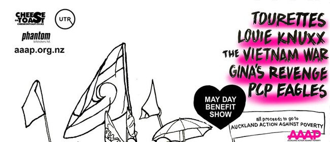 May Day Benefit Show