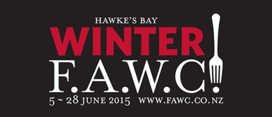 F.A.W.C! Winter Wine Bar