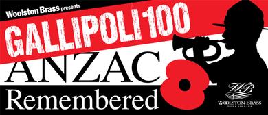 Gallipoli 100 - ANZAC Remembered 2015