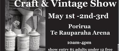 Craft & Vintage Show