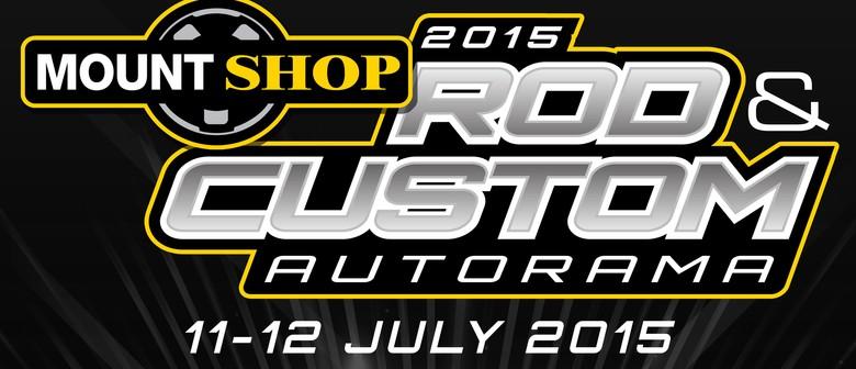 2015 Mount Shop Rod & Custom Autorama