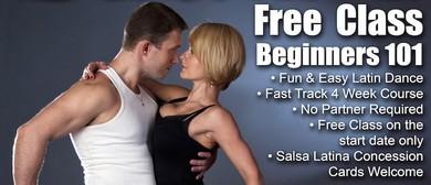 Bachata Beginners 101 Latin Dance Course