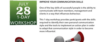Mark Wager Workshop: Improve Your Communication Skills