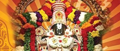 Tirupati Balaji - Lord Srinivasa Abhishek