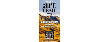 Taupo Art Trail 2015