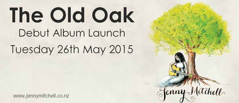 Jenny Mitchell - Debut Album Launch