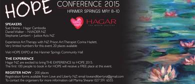 Hope Conference - Anti Human Trafficking
