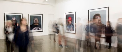 Jono Rotman: Mongrel Mob Portraits