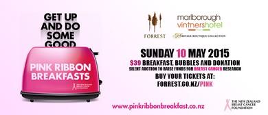 MVH & Forrest Wines Mother's Day Breakfast & Bubbles