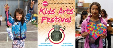 Kids Arts Festival: Me and My Community