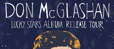Don McGlashan - Lucky Stars Album Release Tour