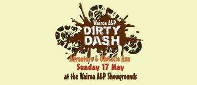 Dirty Dash Adventure Run