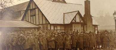 Sons of Empire Presents: Inside the Shakepeare Hut WW1