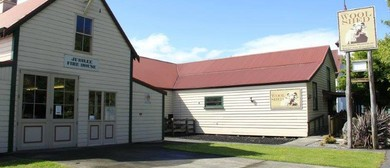 The Wool Shed Museum Tour