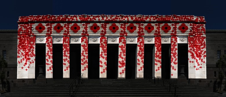 WWI Remembered: A Light & Sound Show - Wellington Remembers