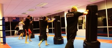 TKB (Taekwondo and Boxing Fitness Class) Free Trial
