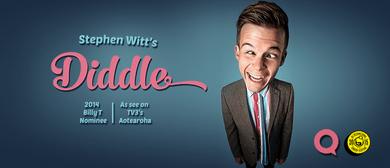 Diddle - Stephen Witt - NZICF