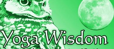 Yoga Wisdom - 1 to 3 week course