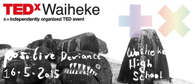 TEDxWaiheke 2015