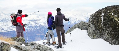 macpac Guided Snowshoeing