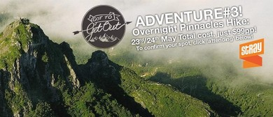 Got To Get Out Adventure: Pinnacles Overnight Hike!