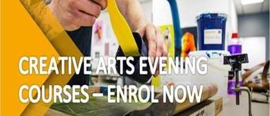 Creative Arts Courses