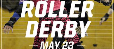 Roller Derby: Smash Malice vs Brutal Pageant