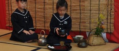 Japanese Tea Ceremony Event