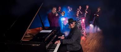 Napier Jazz - Michael Houstoun - Rodger Fox Band