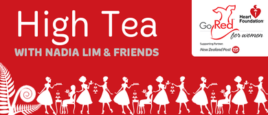 Go Red for Women High Tea with Nadia Lim